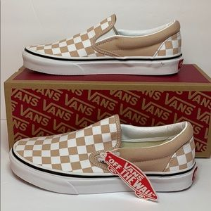 Vans Classic Slip-On Checkerboard